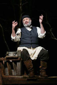Harvey Fierstein in Fiddler on the Roof