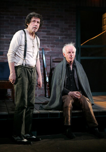 Stephen Rea and Sean McGinley