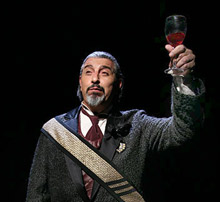 Max McLean in The Screwtape Letters