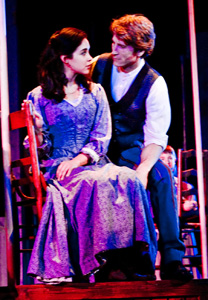 Alexandra Silber and Robert Patteri