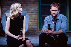 Anne Heche and Neil Patrick Harris in Proof(Photo: Joan Marcus)