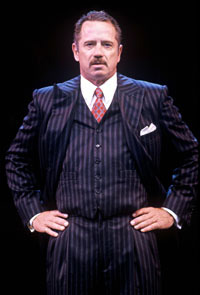 The Duke of 42nd Street:Tom Wopat plays Broadway big shot Julian Marsh