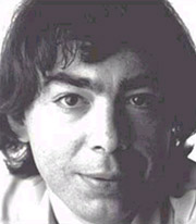 A younger Andrew Lloyd Webber