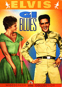 Elvis Presley starred in G.I. Blues,a loose adaptation of the stage comedy Sailor, Beware
