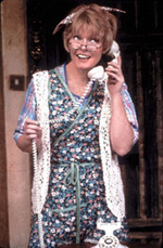 Jane Curtain in Noises Off