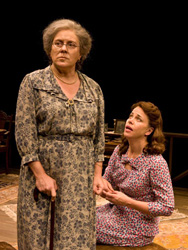 Judy Kaye and Jennifer Regan