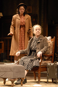 Sara Surrey and Rosemary Prinz