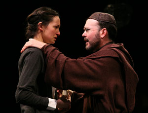Elisabeth Waterston and Jefferson Mays