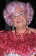 Scott Mason as Dame Edna