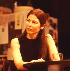 Anna, too: Catherine Keener in Burn This(Photo: Susan Johann)