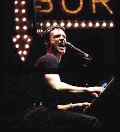 The Piano Man, 2002:Michael Cavanaugh in Movin? Out