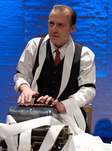 Brendan McNab in The Adding Machine