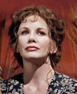Melissa Gilbert in Little House on the Prairie