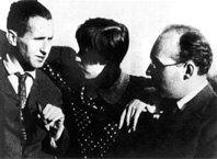 Brecht, Lenya, and Weill