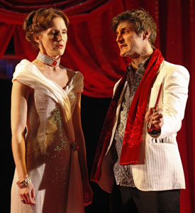 Christina Rouner and Gareth Saxe