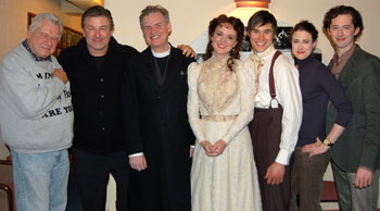 Brian Murray, Alec Baldwin, Ciaran O'Reilly, Melissa Errico,