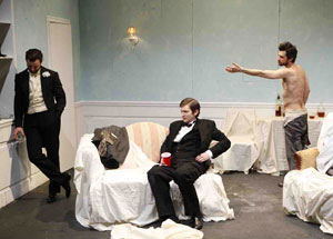 Alexander Alioto, Josh Barrett, and Michael Crane