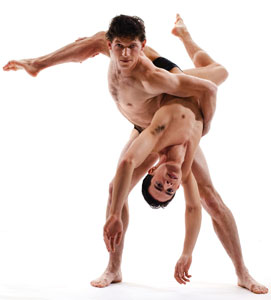 Sean Mahoney and Francisco Graciano