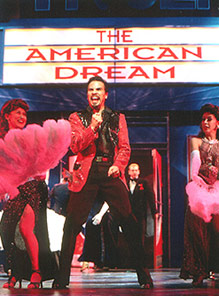 "Kevin Gray sings ""The American Dream""
