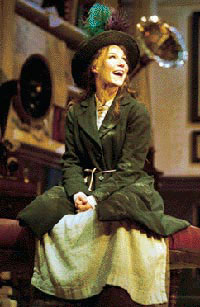 Joanna Riding as Eliza Doolittle