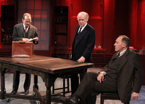 Scott Sowers, James Murtaugh, and Zach Grenier