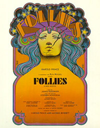 Poster for the originalBroadway production, 1971