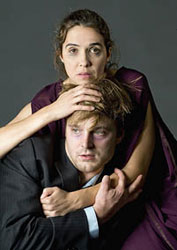 Holly Twyford and Jay Sullivan