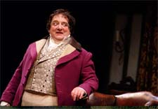Simon Russell Beale in London Assurance