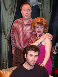 Collin Biddle, Tina McKissick,