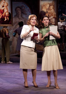 Hollis Resnick and Margaret Anne Florence