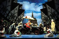 A scene from Chitty Chitty Bang Bang 