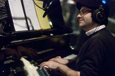 Joe Iconis Recording Things to Ruin