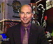 Richard Ridge, host of Broadway Beat