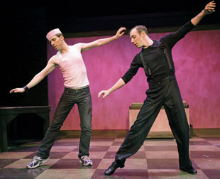 Jason T. Gaffney and Joseph Culinanein Looking for Billy Haines