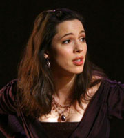 Rebecca Hall in The Winter's Tale