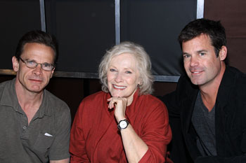 Peter Scolari, Betty Buckley, and Tuc Watkins