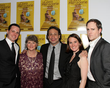 Michael Mosley, Judith Ivey, Gordon Edelstein,