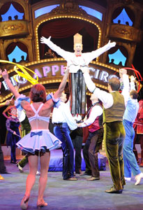 Bello Nock in Bello is Back!