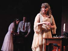 Judith Ivey, Keira Keeley and Patch Darragh