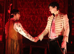 Ben Steinfeld and Benjamin Walker in