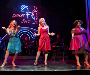 Jackie Burns, Felicia Finley, and Maia Nkenge Wilson