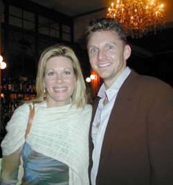 Marin Mazzie and Jason Danie