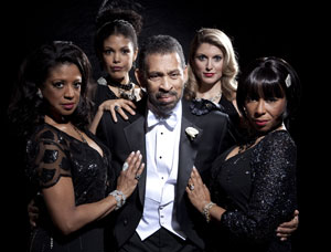 Marva Hicks, Karla Mosley, Maurice Hines, Janine DiVita,