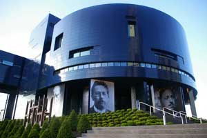 The Guthrie Theater gets major support from Target (© Sally Wagner)