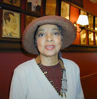Ruby Dee(Photo: Michael Portantiere)