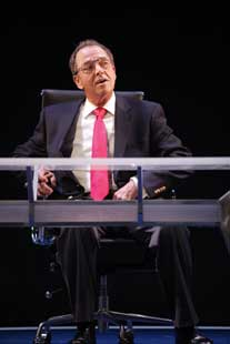 Gregory Itzin in Enron