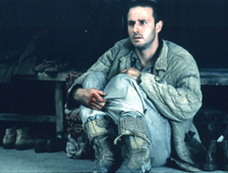 Playing against type:David Arquette stars in The Grey Zone