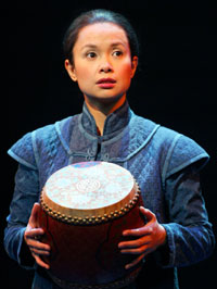 Lea Salonga in Flower Drum Song(Photo: Joan Marcus)