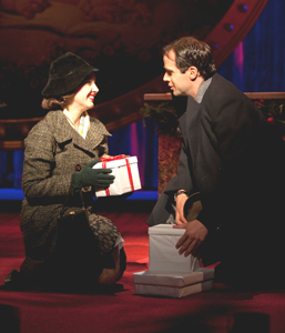 Jessica Grové and Jeremy Peter Johnson