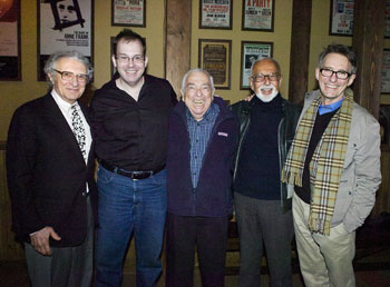 Sheldon Harnick, Wayne Barker, Jerry Bock, Joe Masteroff,